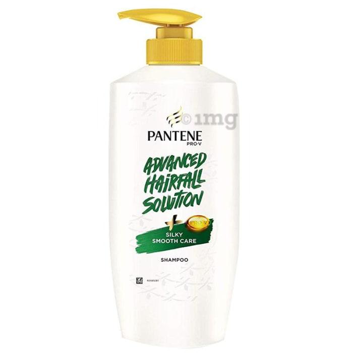 Pantene Pro-V Advanced Hairfall Solution Silky Smooth Care Shampoo