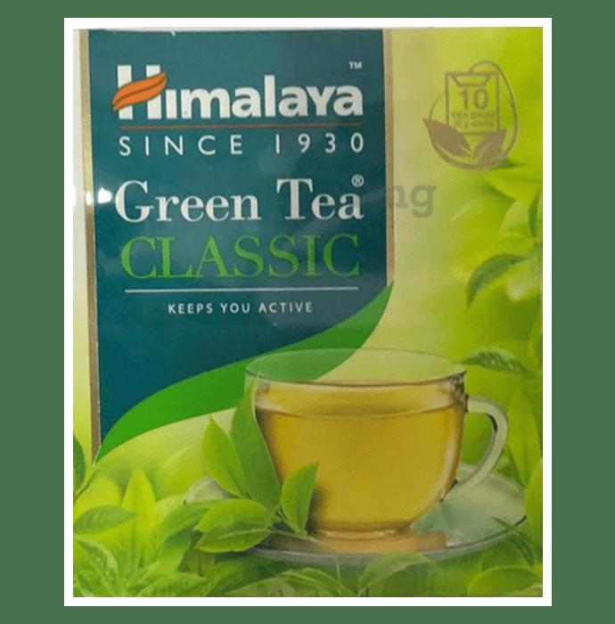 Himalaya Wellness Green Tea Sachet Classic