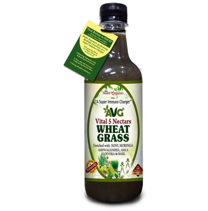 AVG Wheat Grass