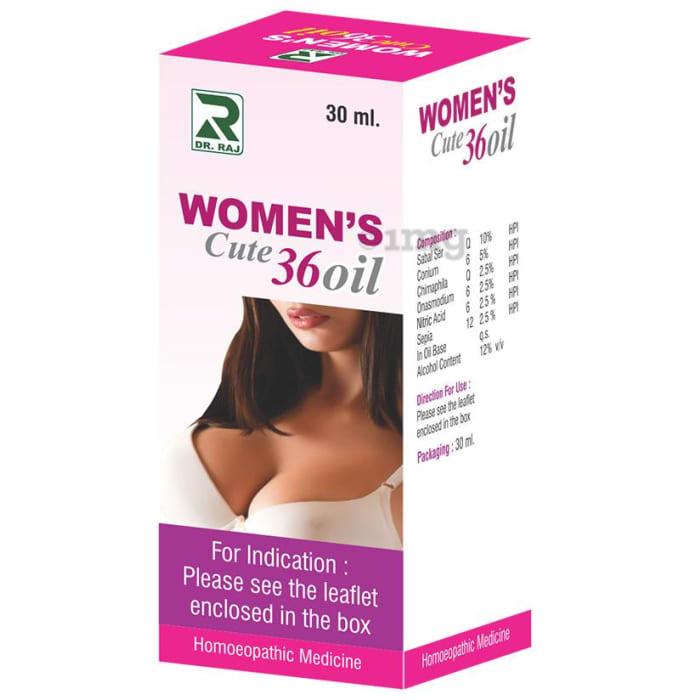 Dr. Raj Women's Cute 36 Oil