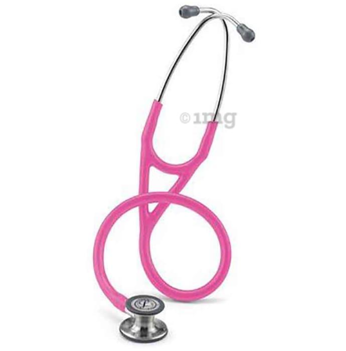 3M Littmann 6159 Cardiology IV Stethoscope Rose Pink