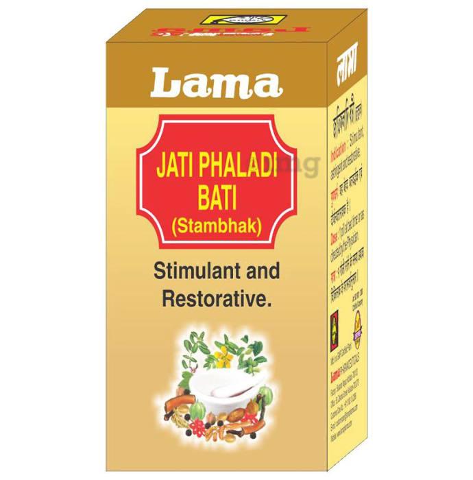 Lama Jati Phaladi Bati (Stambhak)