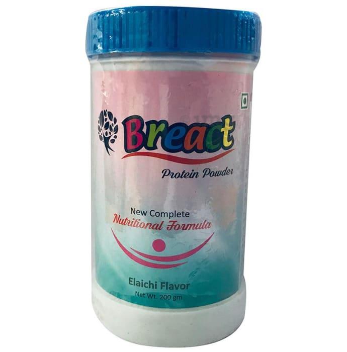 Breact Protein Powder Elaichi