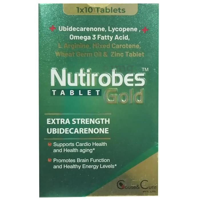 Nutirobes Gold Tablet
