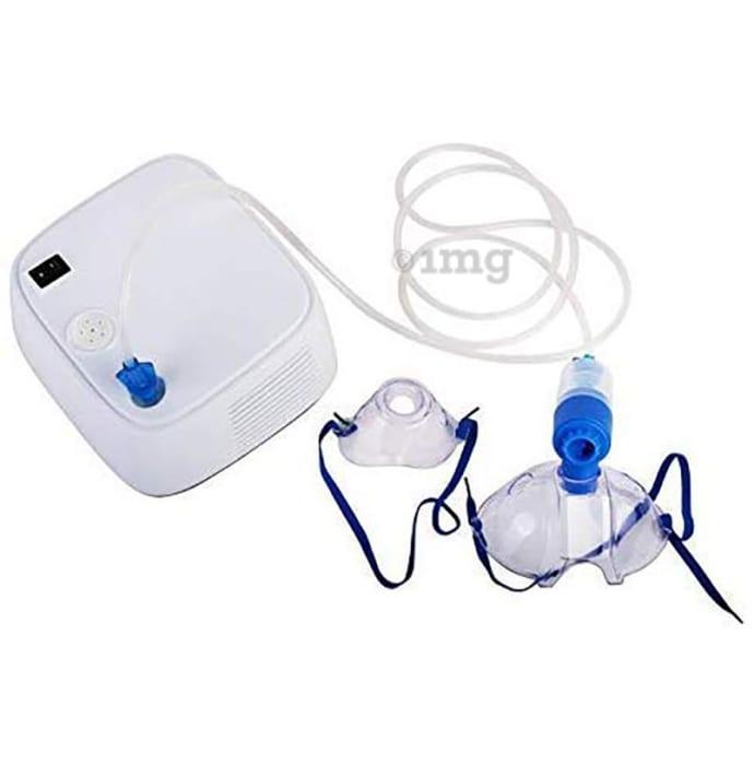Dominion Care Piston Compressor Nebulizer with Both Child  & Adult Kit