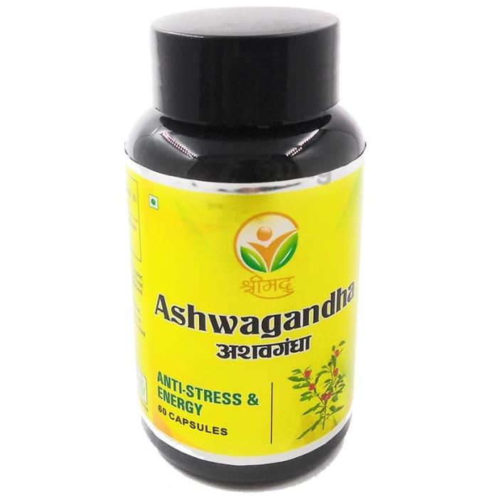 Shrimad Ashwagandha Capsule