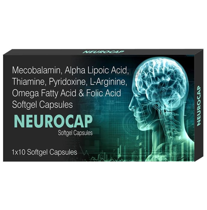 Neurocap Softgel Capsule