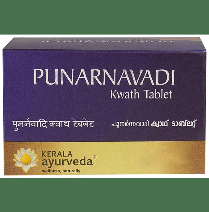 Kerala Ayurveda Punarnavadi Kwath Tablet