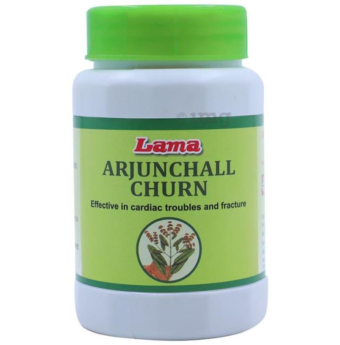 Lama Arjunchall Churn