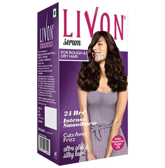 Livon Serum for Rough & Dry Hair