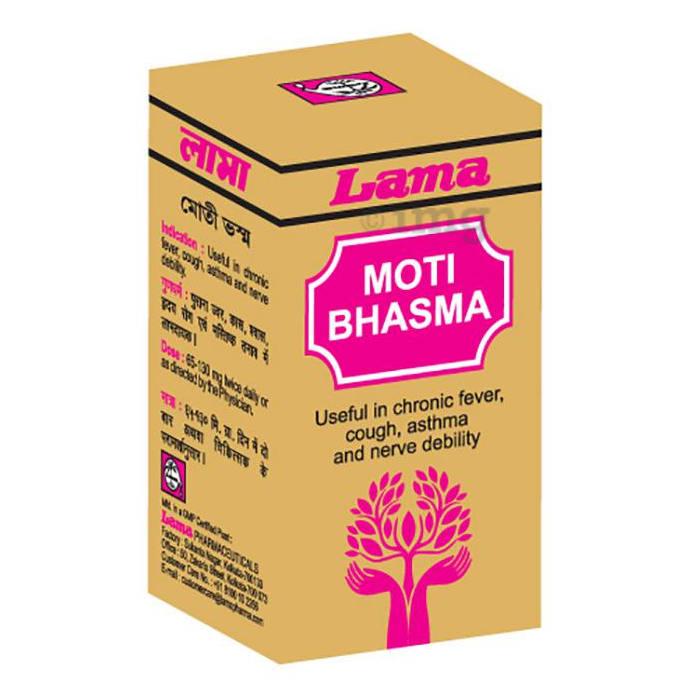 Lama Moti Bhasma