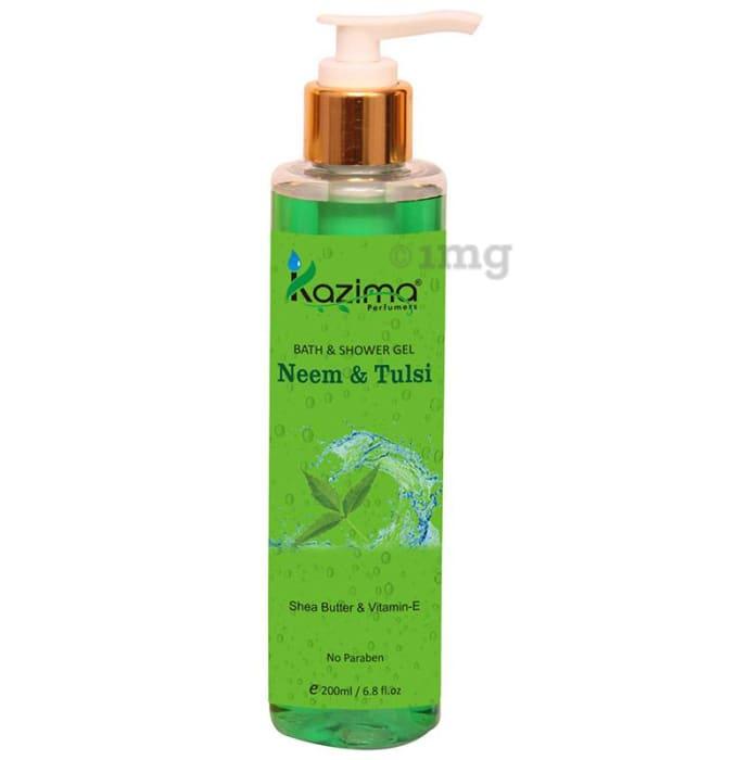 Kazima Neem and Tulsi Bath & Shower Gel