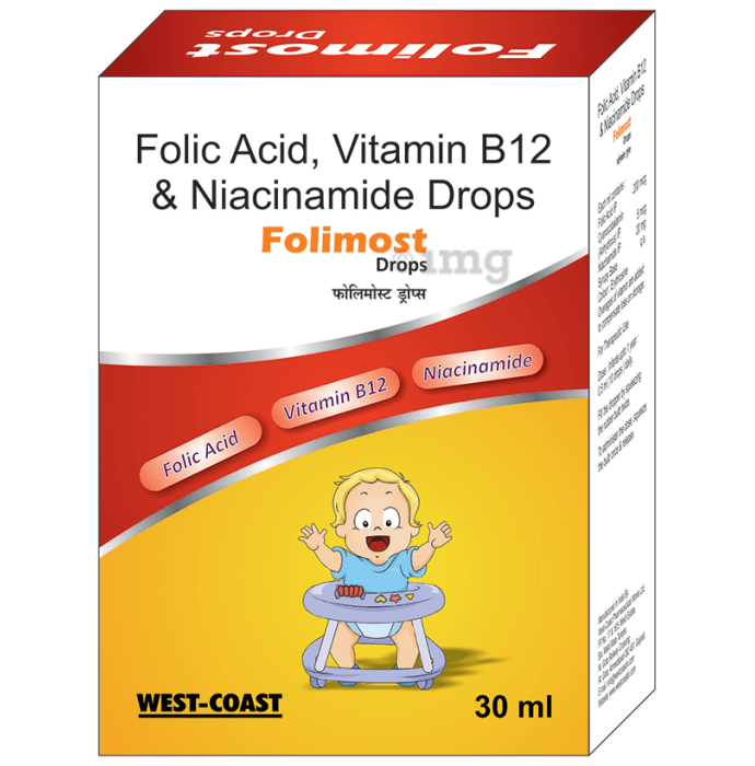 Folimost Oral Drops