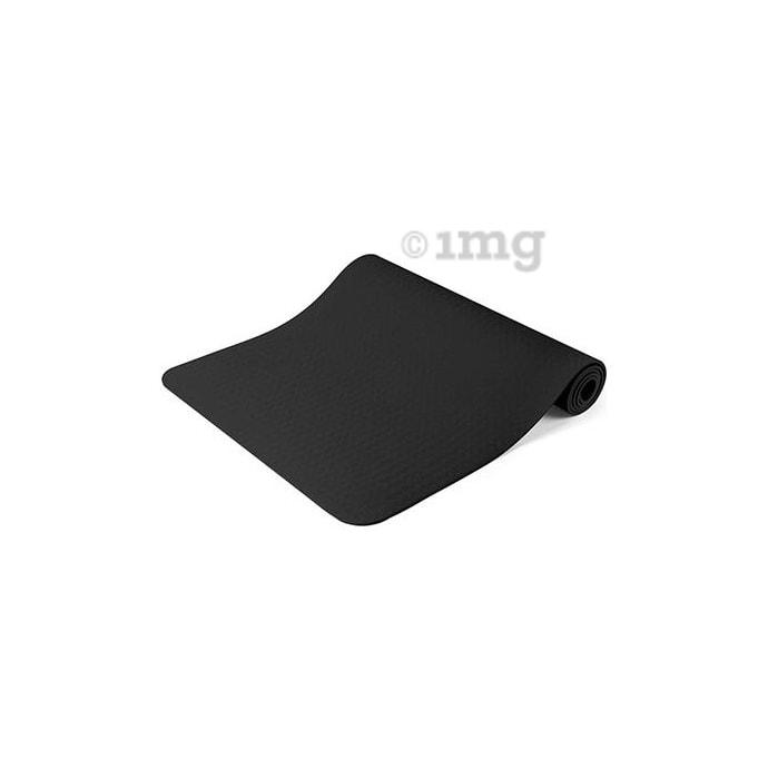 Isha Surgical Black Yoga Mat