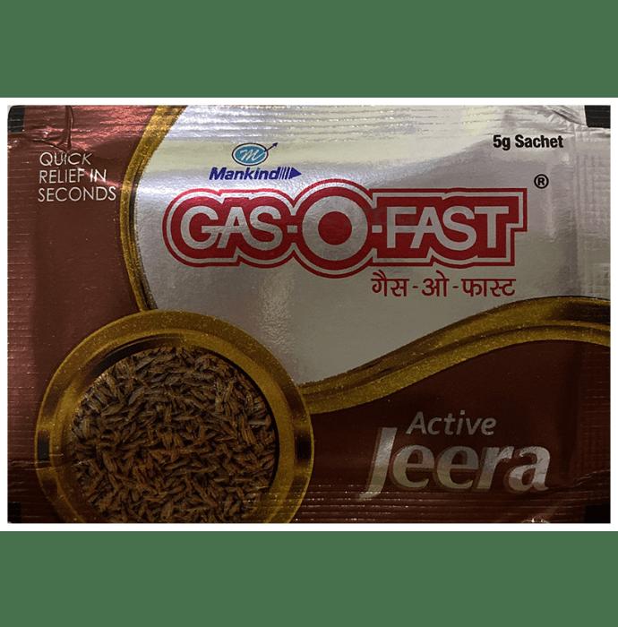 Gas-O-Fast Active Jeera Sachet