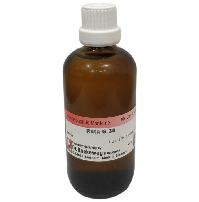 Dr. Reckeweg Ruta Graveolens Dilution 30 CH