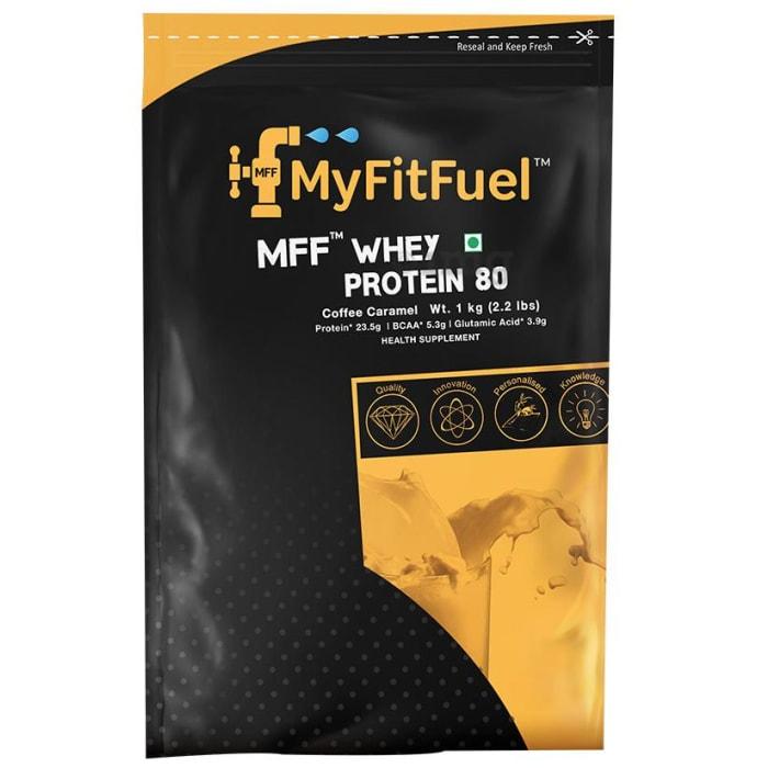 My FitFuel Whey Protein 80 Coffee Caramel