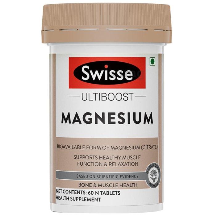 Swisse Ultiboost Magnesium Tablet