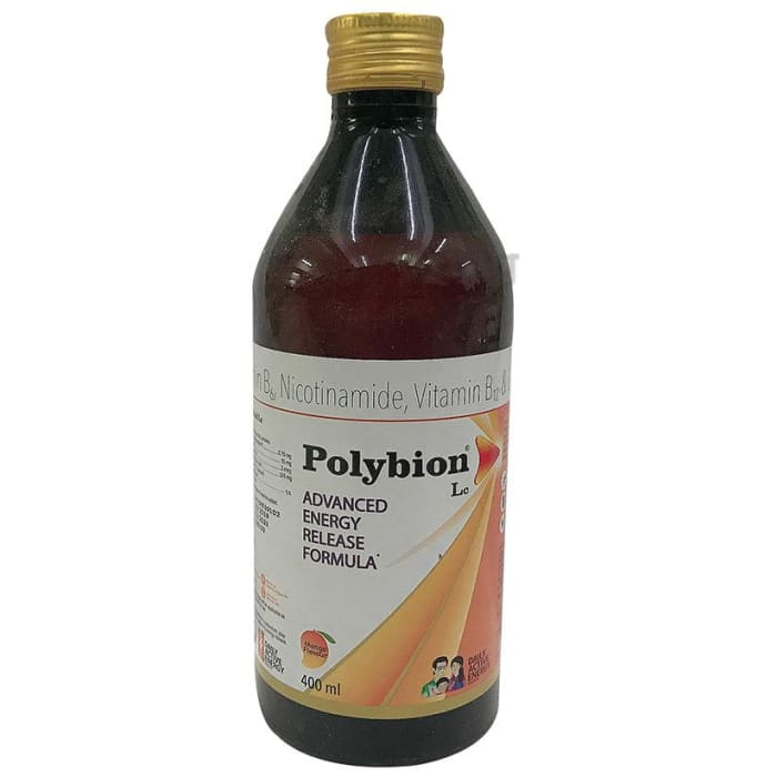 Polybion Lc Mango Syrup
