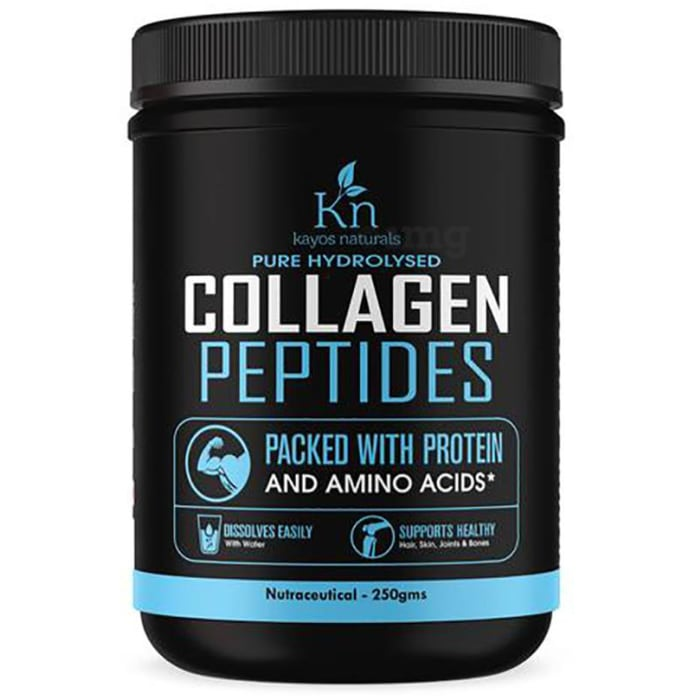 Kayos Naturals Pure Hydrolysed Collagen Peptides