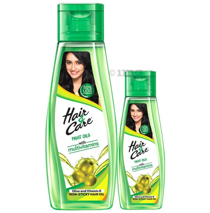 Hair & Care Fruit Oil with 100ml Free