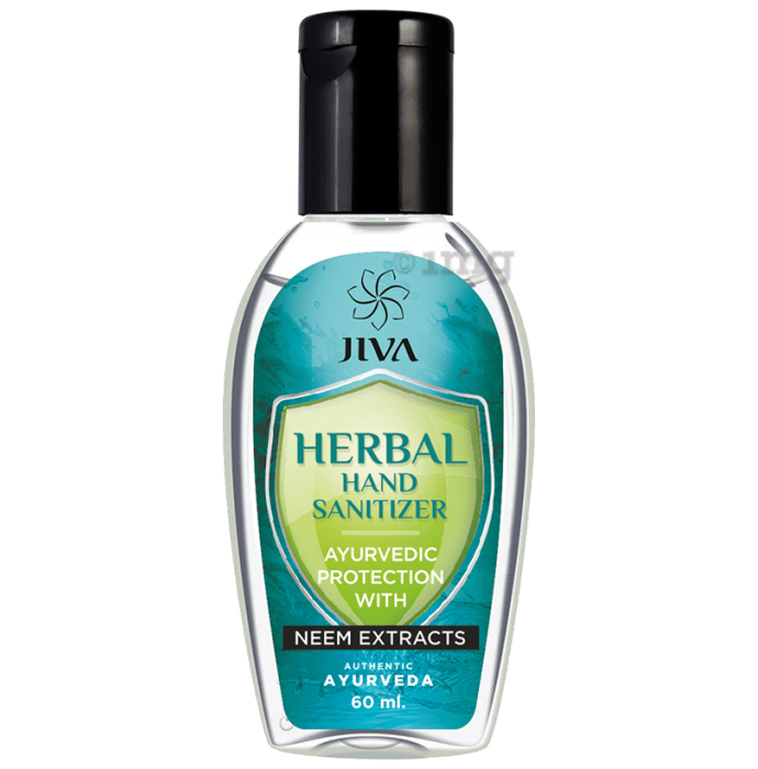 Jiva Herbal Hand Sanitizer