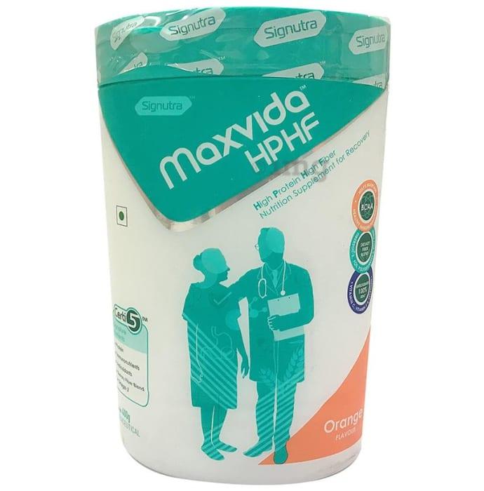 Maxvida HPHF Orange Powder