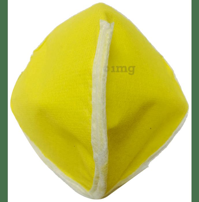 Dominion Care Single Layer Anti Pollution Mask Yellow