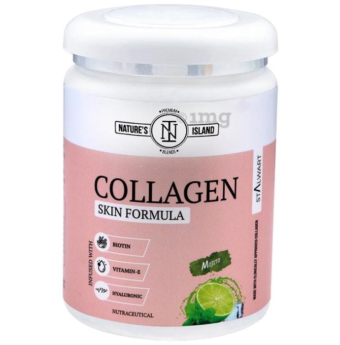 Nature's Island Collagen Skin Formula Mojito