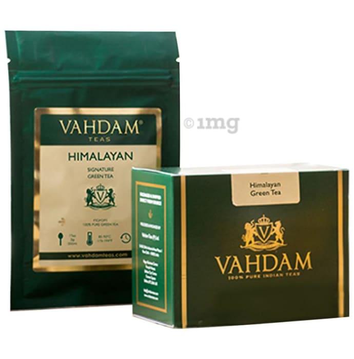 Vahdam Teas Green Tea Himalayan