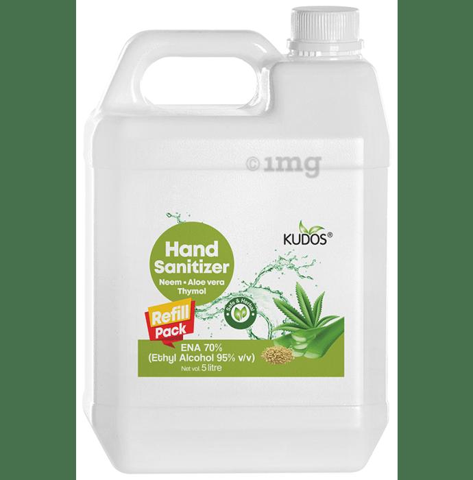 Kudos Hand Sanitizer Refill