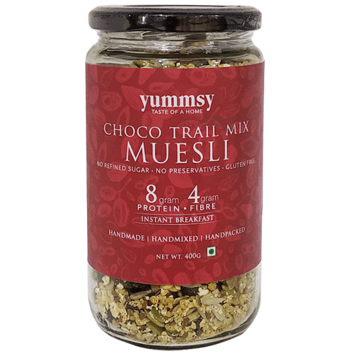 Yummsy Muesli Choco Trail Mix