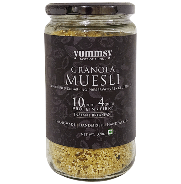 Yummsy Muesli Granola