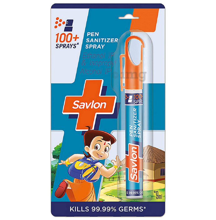 Savlon Pen Hand Sanitizer Spray