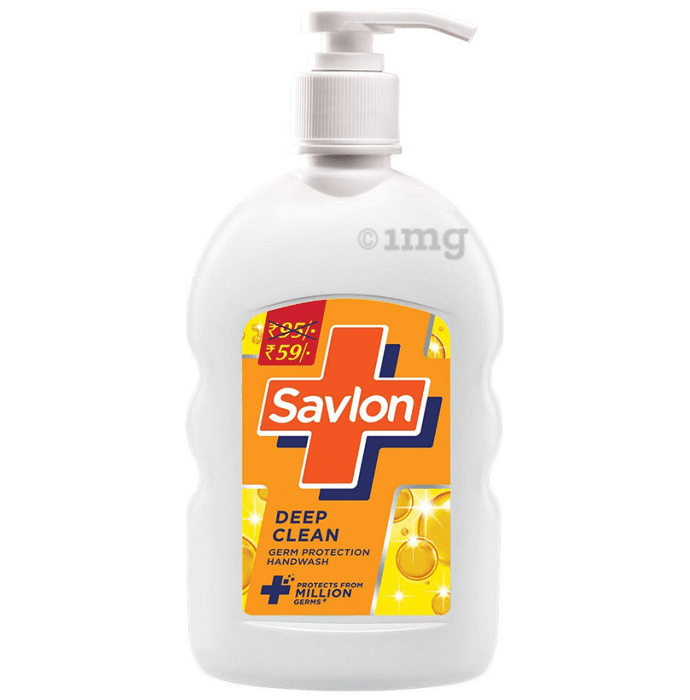 Savlon Deep Clean Germ Protection Handwash