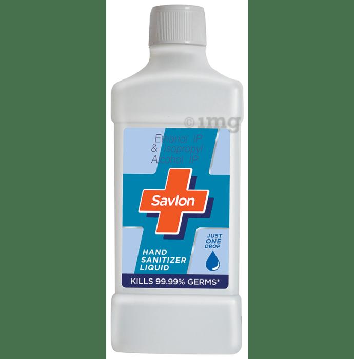 Savlon Hand Sanitizer Liquid Refill