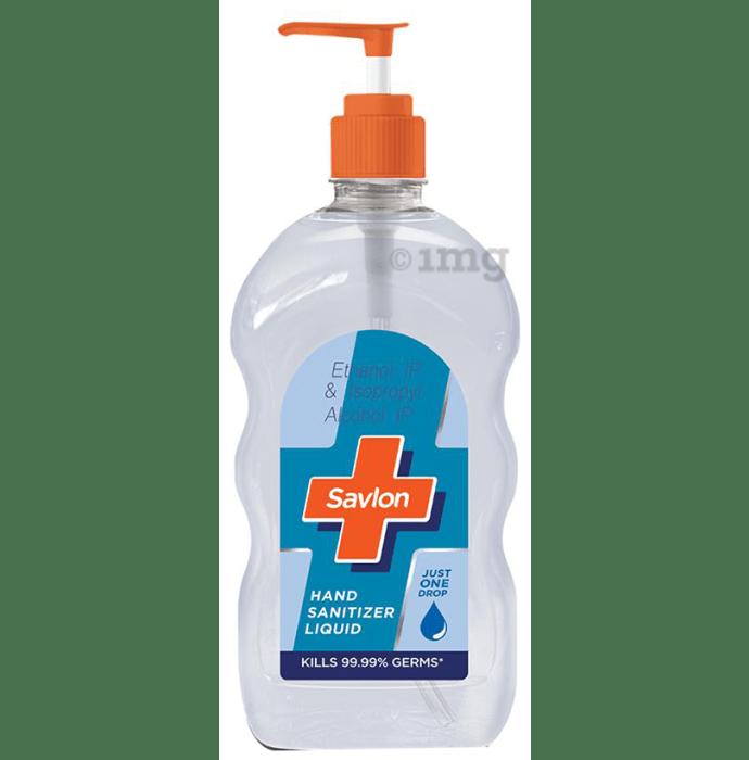 Savlon Hand Sanitizer Liquid Regular