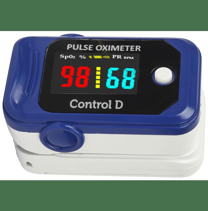 Control D Bluetooth Pulse Oximeter