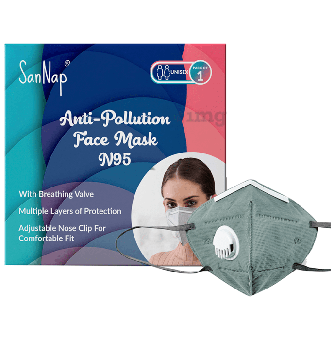 SanNap N95 Anti-Pollution Face Mask