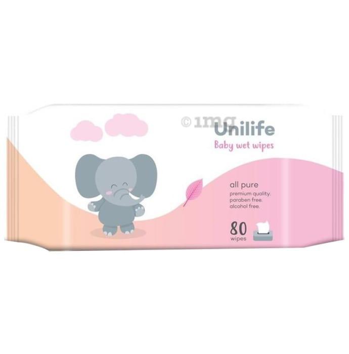 Unilife Baby Wet Wipes