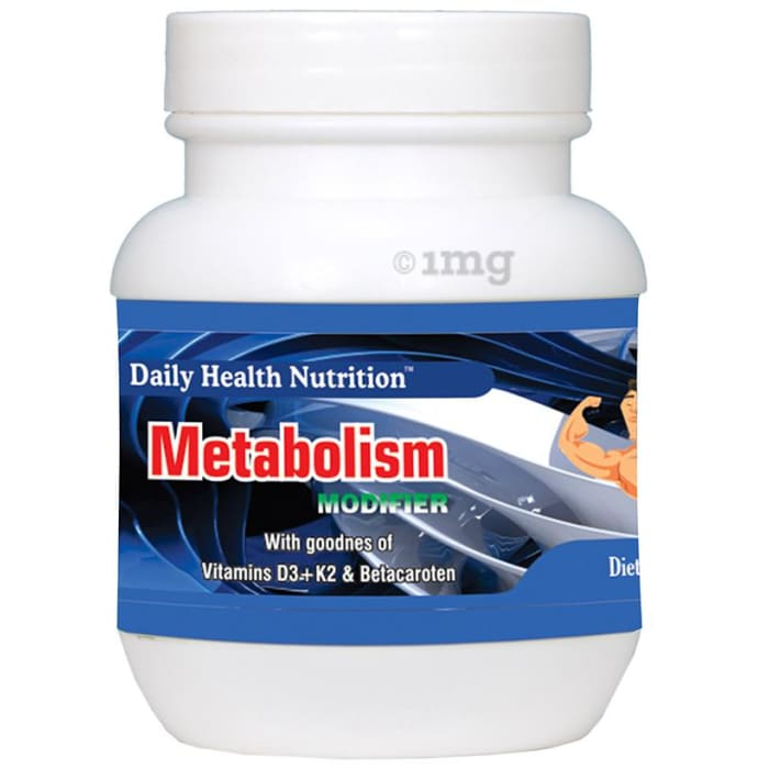 Daily Health Nutrition Metabolism Modifier Tablet