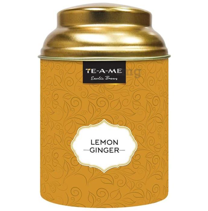 TE-A-ME Exotic Brews Lemon Ginger