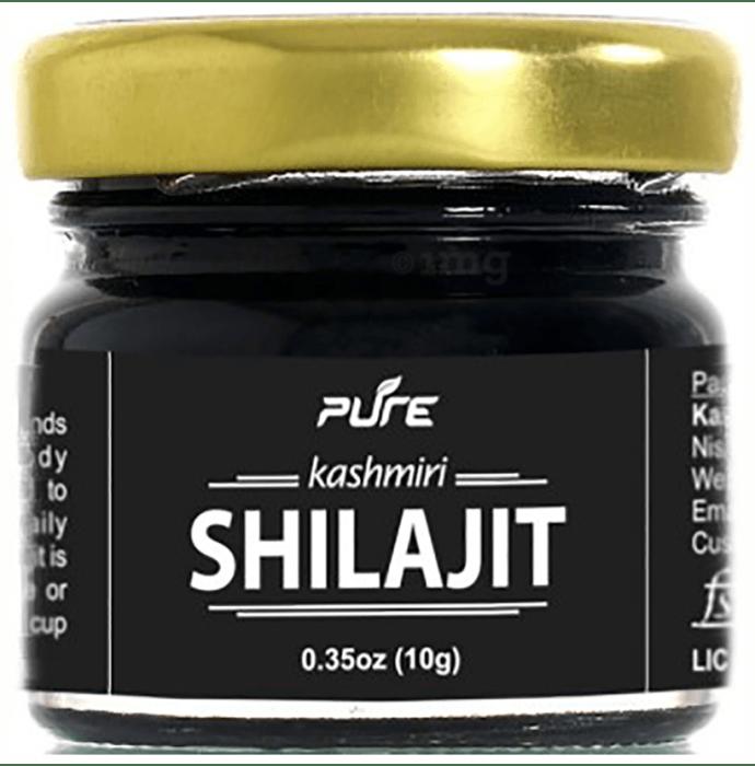 Kashmir Exotics Pure Kashmiri Shilajit