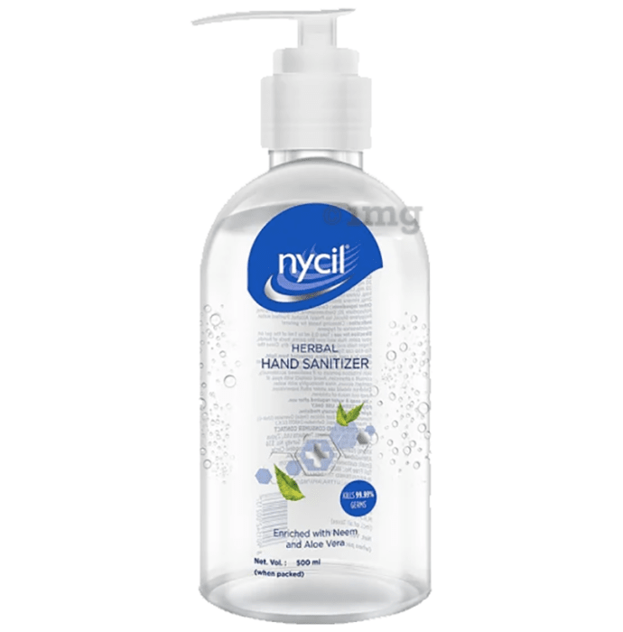 Nycil Herbal Hand Sanitizer