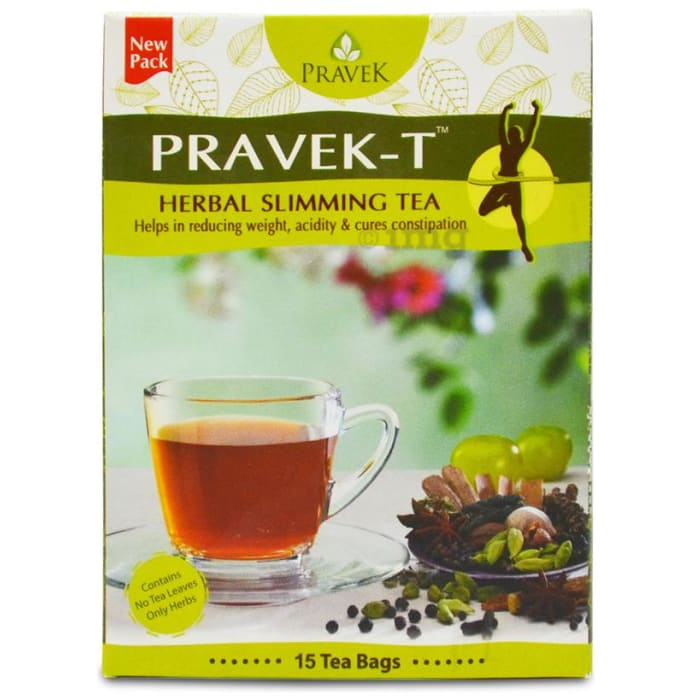 Pravek-T Herbal Slimming Tea (2gm Each)