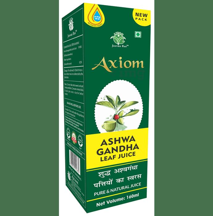 Axiom Jeevan Ras Ashwagandha Leaf Juice