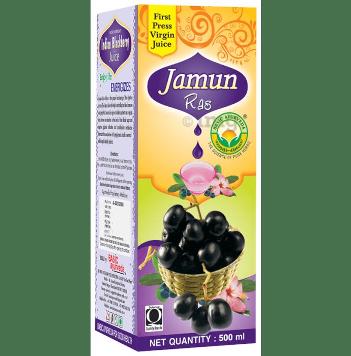 Basic Ayurveda Jamun Juice