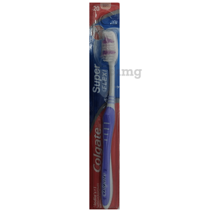 Colgate Super Flexi Toothbrush Soft
