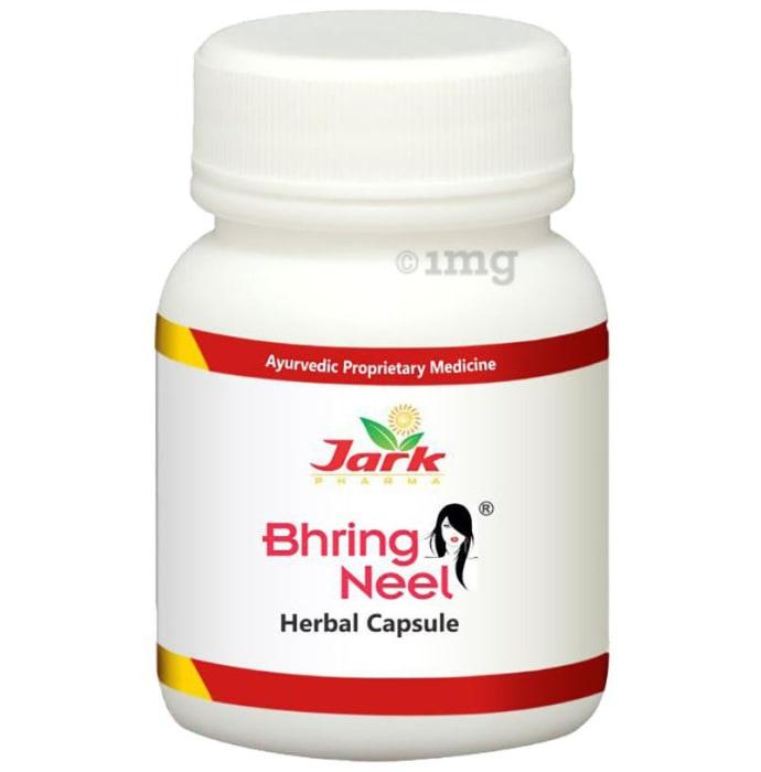 Jark Pharma Bhring Neel Herbal Capsule