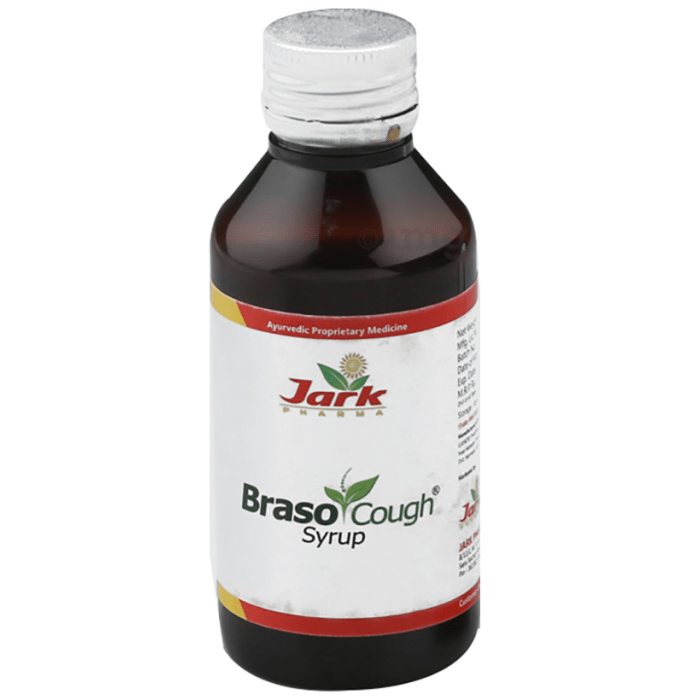 Jark Pharma Braso Cough Syrup